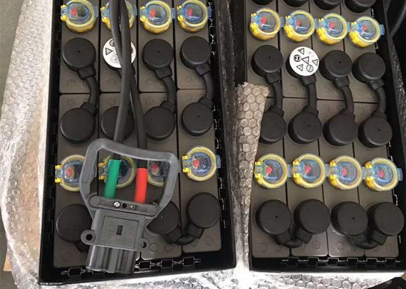 堆高車蓄電(dian)池